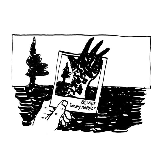 Occupy polaroid: Bastonate