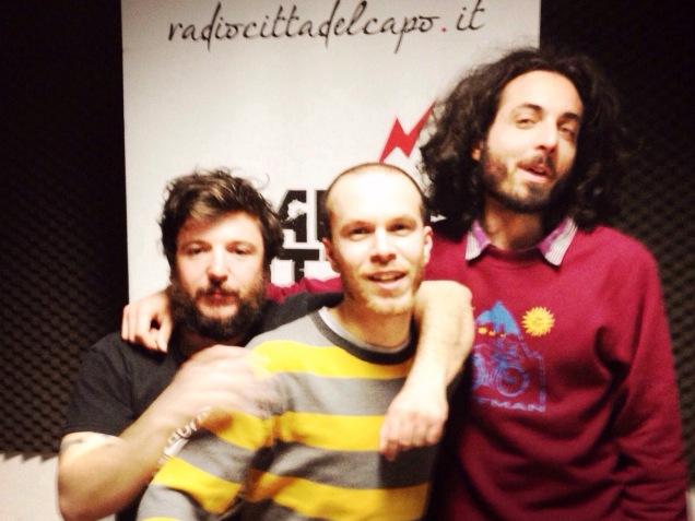 New Adventures In Lo-Fi live @ polaroid / Radio Città del Capo