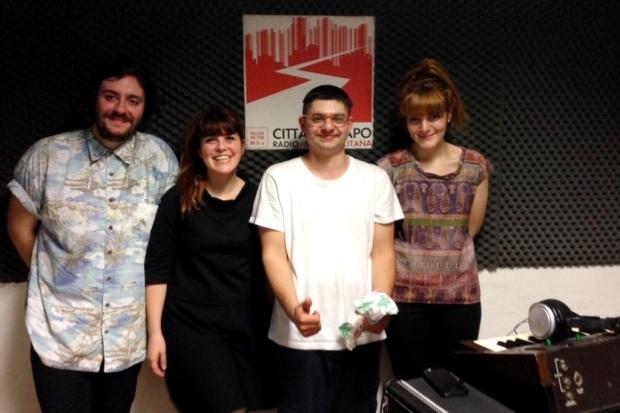 Qlowski - live at polaroid - un blog alla radio / Radio Città del Capo - Bologna