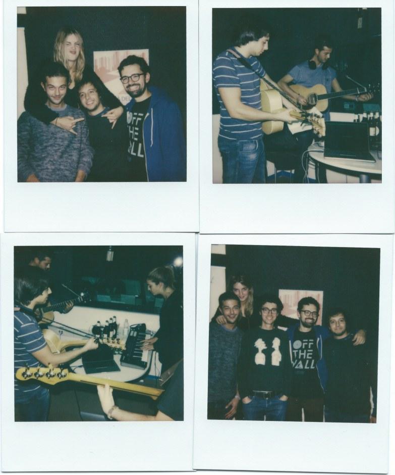 OAK live @ polaroid alla radio - 2015/11/02