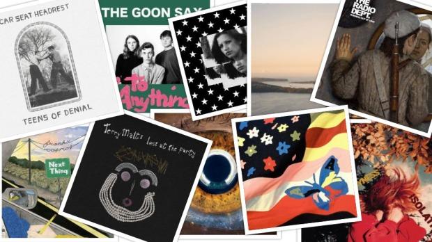 polaroid – un blog alla radio: la Classifica Dei Dischi Di Fine Anno!