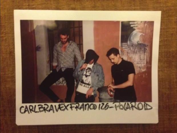 Carl Brave X Franco126 - Polaroid