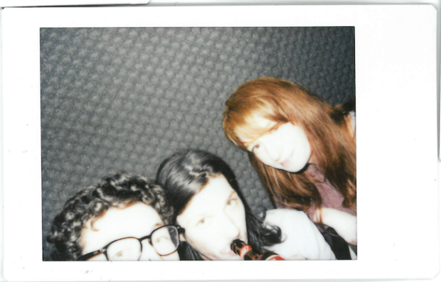BOYS & GIRLS @ COVO CLUB / POLAROID