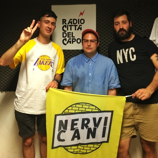 NERVI CANI / ALL MY TEENAGE FEELINGS / LOBBY BOYS - LIVE @ POLAROID